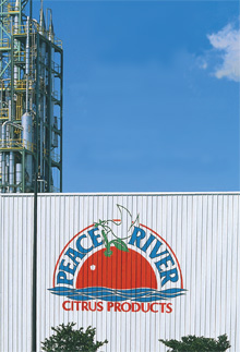 Peace River Citrus Products Florida